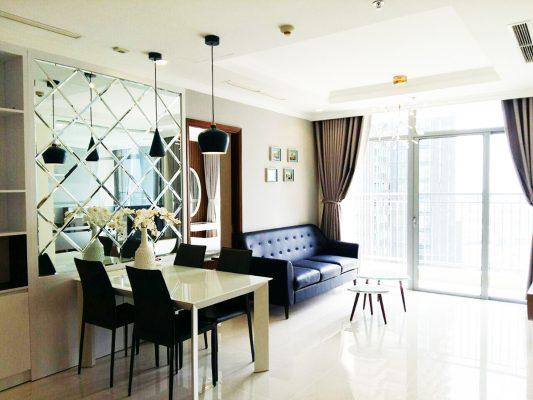 Thiết kế nội thất căn hộ Capitaland