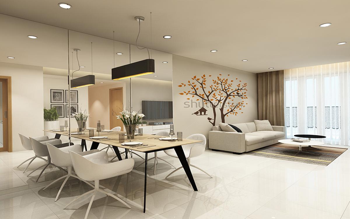 [Dự án] Thiết kế nội thất chung cư New City - Quận 2