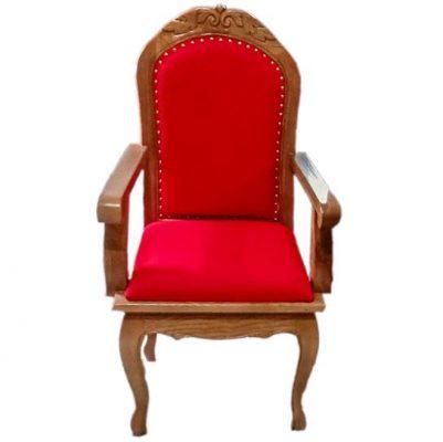 Ghế gỗ bọc nỉ phòng họp GTN68